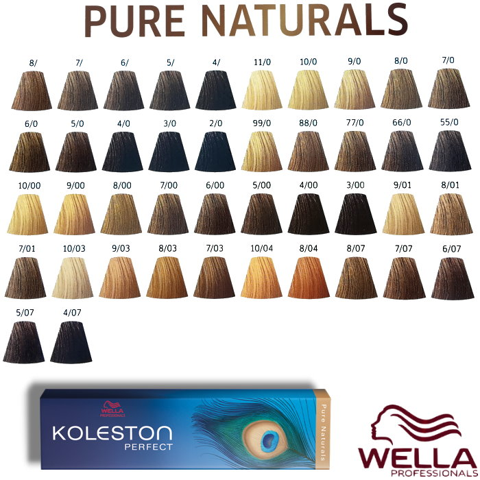 Pure Naturals Hair Color